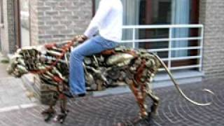 Mechanical Tiger in Brugge thumbnail