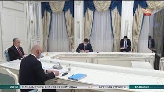 Президент поручил уравнять зарплаты казахстанских и иностранных работников «АрселорМиттал Темиртау»