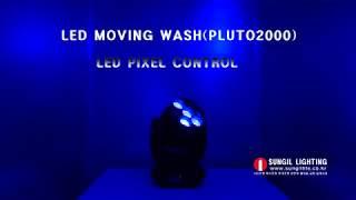 [성일특수조명] LED MOVING LIGHT WASH