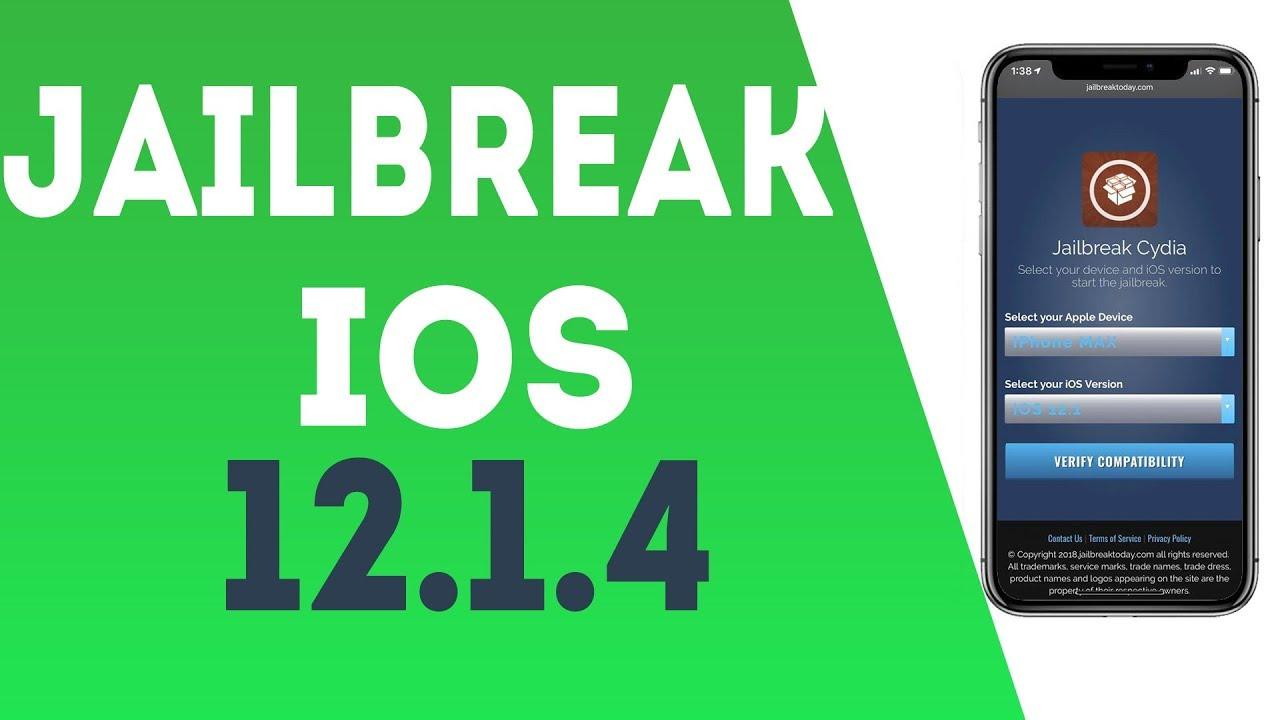 Jailbreak iOS 12 1 4 ✅ How to Jailbreak iOS 12 1 4 - 2019 WORKING! [12 1 4  Jailbreak]