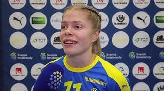 """Maja Viström: """"Jag hatar att förlora"""""""