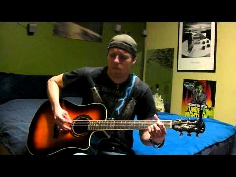 Sweet Home Alabama- Lynyrd Skynyrd Acoustic Guitar Cover by Drew Evans