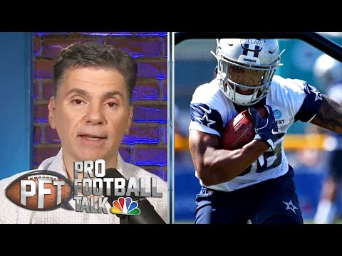 Cowboys' Jerry Jones showing confidence in Tony Pollard | Pro Football Talk | NBC Sports