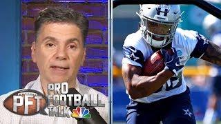 Cowboys' Jerry Jones showing confidence in Tony Pollard | Pro Football Talk | NBC Sports