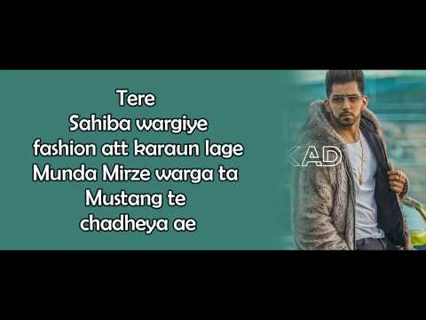 Uche Uche Kad LYRICS   Babbal Rai   Latest Punjabi song 2018  