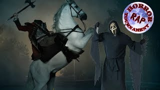 Headless Horseman vs Ghostface. Horror Rap Tournament. 1 4 финала. 7 из 8.