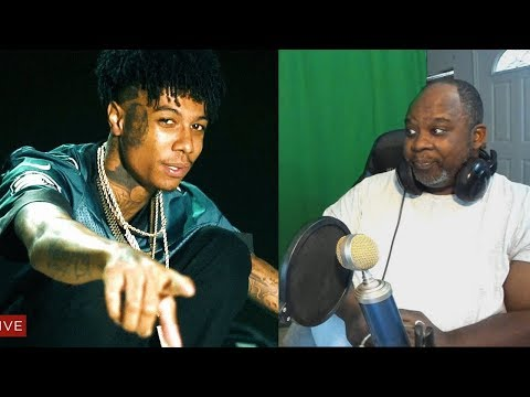 Dad Reacts to Blueface