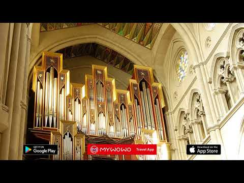 Almudena Cathedral – Chapels – Madrid – Audio Guide – MyWoWo Travel App