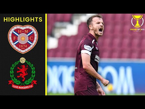 Hearts Cove Rangers Goals And Highlights