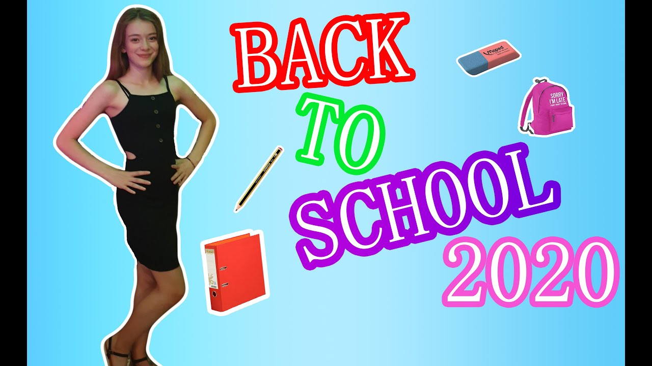 MES FOURNITURES SCOLAIRES [2020]  📚 BACK TO SCHOOL 📚