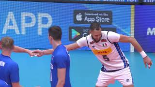 Mondiali 2018 - Pool E - Highlights Italia vs Russia 2-3