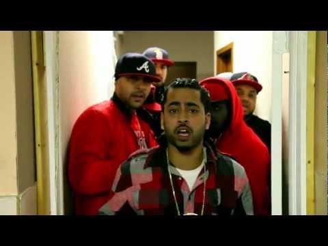 Gangis Khan aka Camoflauge ft King Dapz - Gun Town (Dir: Conscript Media)