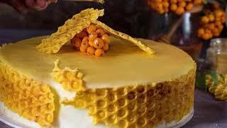 Торт Медовик рецепты и украшение