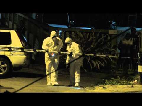 Guyanese Kimraj Persad Murdered @ home in Duncan Village, San Fernando - April 26, 2016