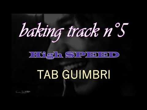 baking track n°5 high speed