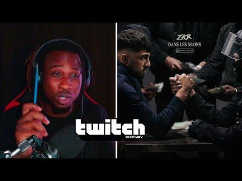 """Download ZKR - """"DANS LES MAINS"""" 1ère REACTION/REVIEW"""