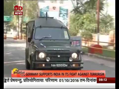 Uri attack draws condemnation from around the world