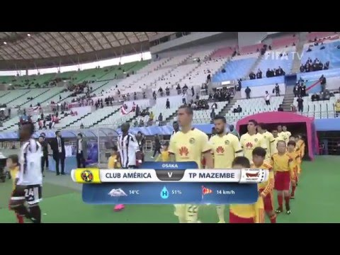 Highlights: Club America vs TP Mazembe – FIFA Club World Cup Japan 2015