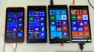 ГаджеТы: какую Nokia Lumia купить - сравнение линейки Nokia Lumia 630, 730, 830, 930