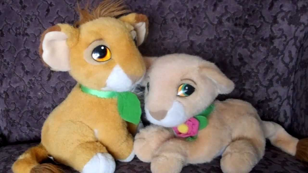 Lion Cubs In Love Simba And Nala Purring Cats Youtube