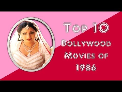 Top 10 Bollywood Movies of 1986 | Top 10 Mania