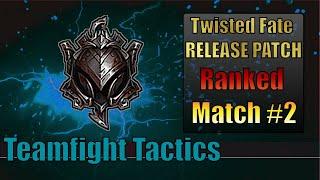 Teamfight Tactics RANKED \\ Match #3 \\ Day 1 \\ TFT \\ LoL Auto Chess \\ Lol Auto Battler