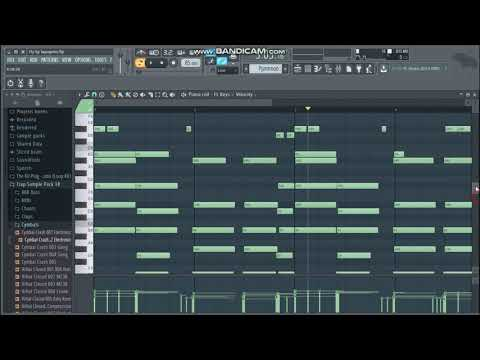 FL Studio 12 Triphop/Nujazz Tutorial Like Sam Gellaitry, Soulection And Sober Rob With Stock Plugins