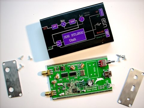 Radio Definida por Software - Software Defined Radio (SDR)