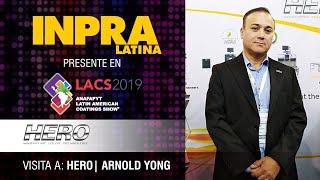 Entrevista con Arnold Yong de Hero