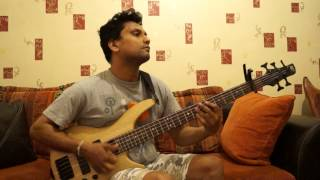 Vikasitha Watha Kamale (slap bass version)