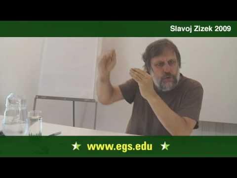 Slavoj Žižek. The Return To Hegel. 2009 3/16
