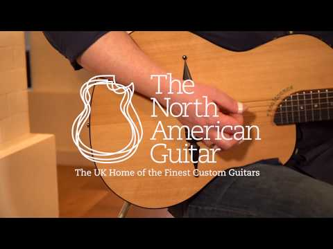 Rick Turner Renaissance RS-6 Standard Electro Acoustic Guitar Played By Ben Smith