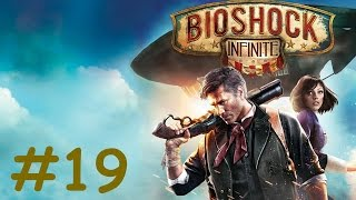 """Bioshock Infinite"" [1999 Mode] walkthrough [60FPS], Part 19 - Downtown Emporia + The Bank"