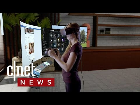 Oculus debuts Dash and Home software interface for better control around VR apps (CNET News)
