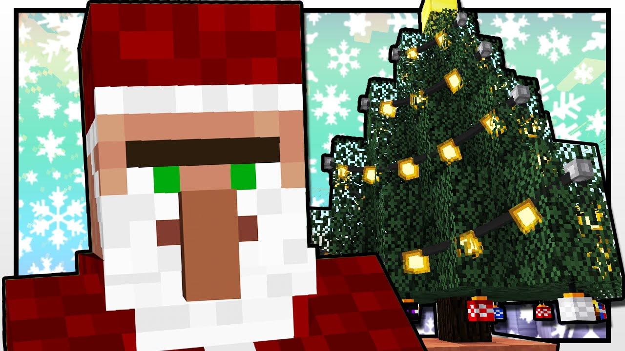Minecraft | TRAYAURUS' CHRISTMAS COUNTDOWN #1!! | Custom Mod ...