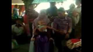 Tradisi sunda - Saweran pernikahan