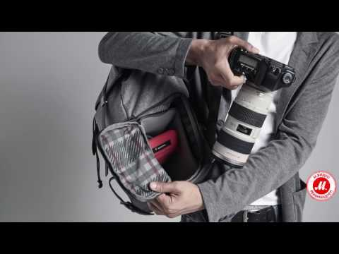 Больше, чем рюкзак – Manfrotto Rear Backpack (MB MA-BP-R)