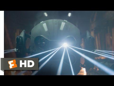 Oblivion (8/10) Movie CLIP - The Drones Attack (2013) HD