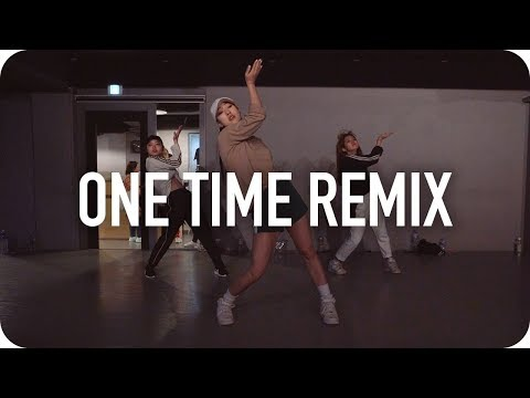 One Time - Marian Hill (Remix) / Jane Kim Choreography