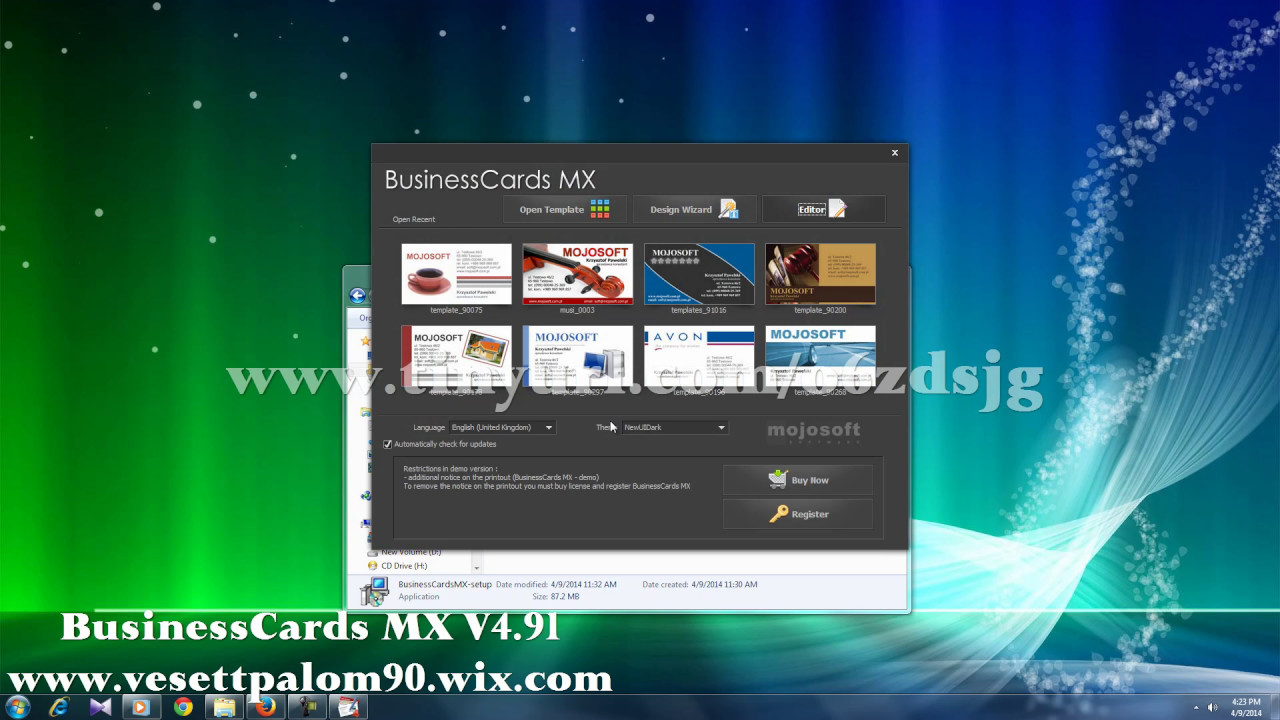 Businesscards mx 491 license free download tutorial youtube businesscards mx 491 license free download tutorial reheart Gallery
