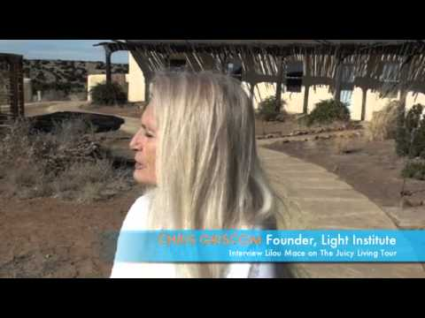 Visit of the Light Institute with Chris Griscom in Galisteo, New Mexico