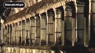 Khám Phá Ngôi Đền Cổ Ăng Co Vát