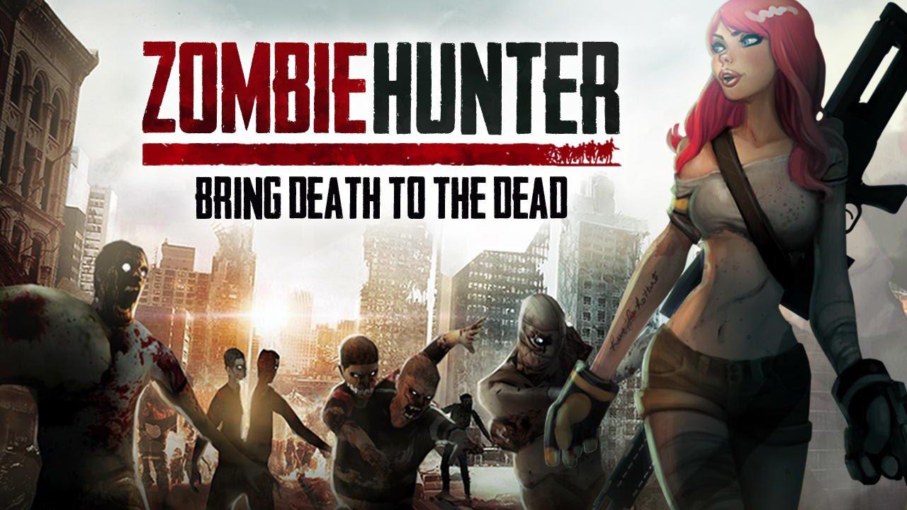 zombie hunter apocalypse gameplay ios android youtube