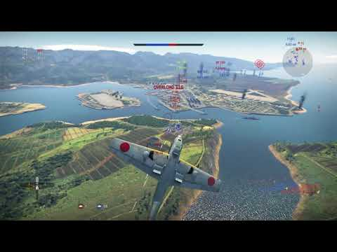 War Thunder, BF 109 E7. Attack of the lag!