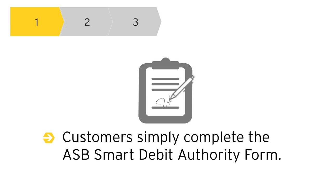 ASB Smart Debit - Direct debit payment solution| ASB