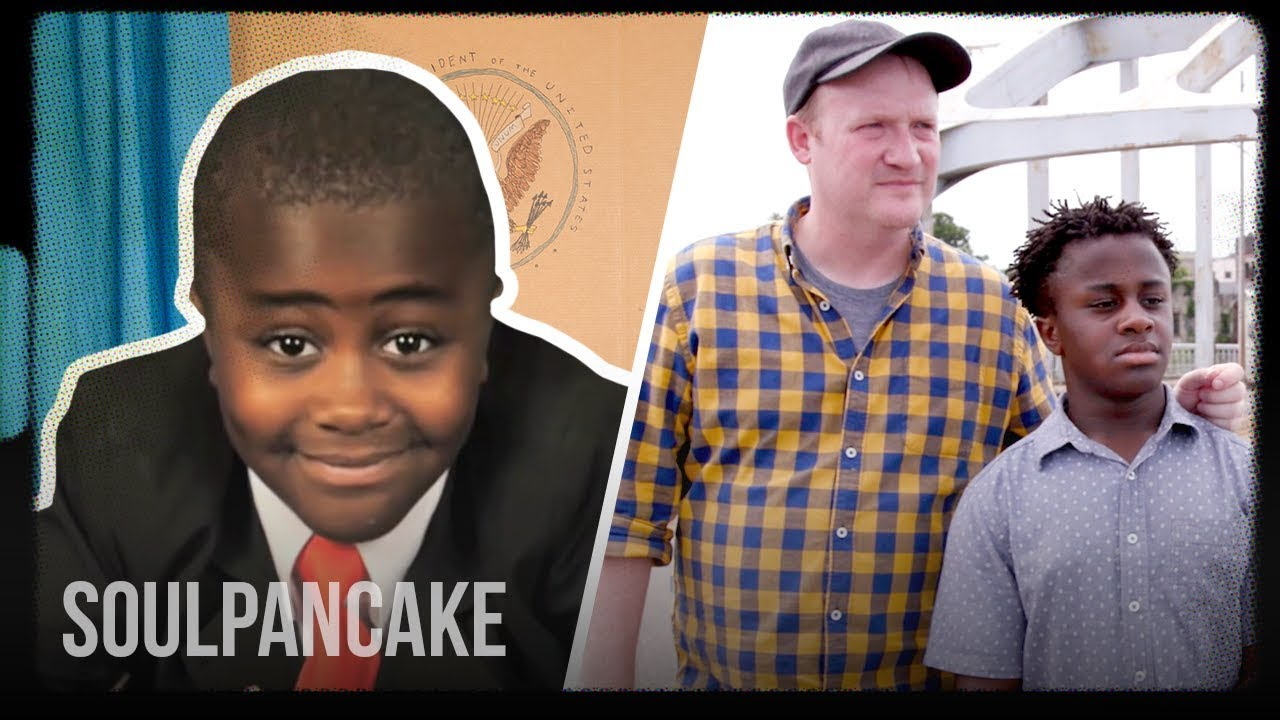 Saying Goodbye To The Person I Used To Be Kid President Travel Show Ep 5 Youtube