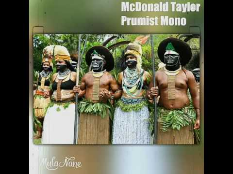McDonald Taylor - Prumist Mono