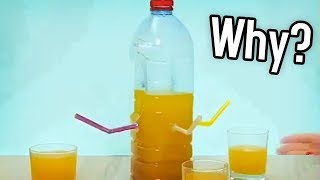 One of Slazo's most viewed videos: WHY DO THESE LIFE HACKS EXIST? (DiWhy)