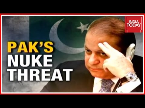 Pakistan Warns of Launching Nuclear Attack against India