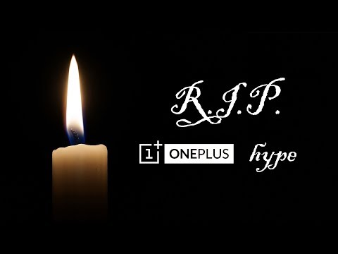 The OnePlus hype needs to die